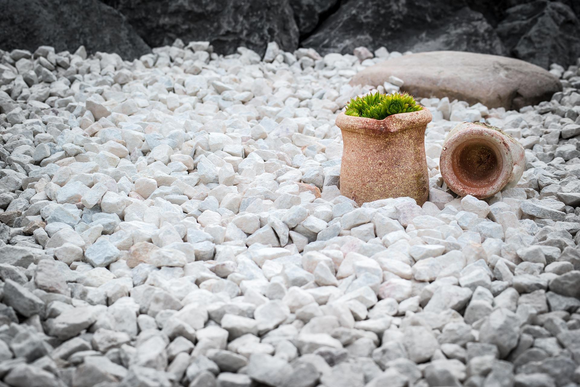 Wybór kamieni ozdobnych